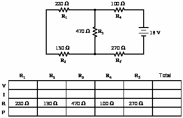 Series and Parallel Circuits Worksheet Lovely Series Parallel Dc Circuits