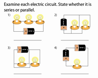 Series and Parallel Circuits Worksheet Luxury Electricity Worksheets