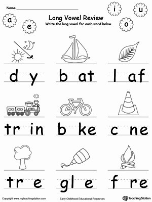 Short and Long Vowel Worksheet Lovely 13 Best Of Missing Short Vowel Worksheets Middle