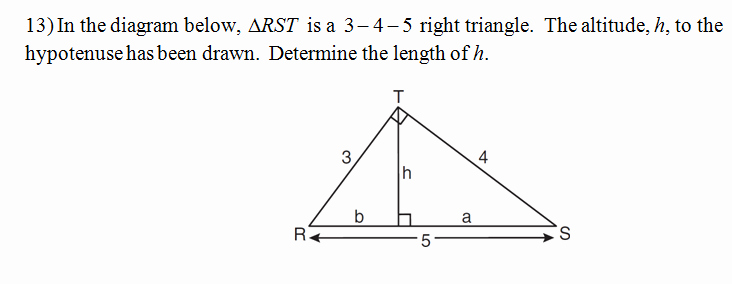 Similar Figures Worksheet Answer Key Luxury Right Similar Triangles Worksheet and Answer Key
