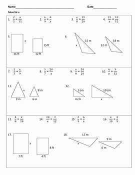Similar Polygons Worksheet Answers Luxury Congruent Triangles and Similar Polygons Warm Ups or