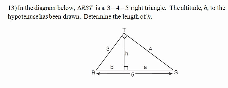 Similar Right Triangles Worksheet Elegant Similar Right Triangles Worksheet
