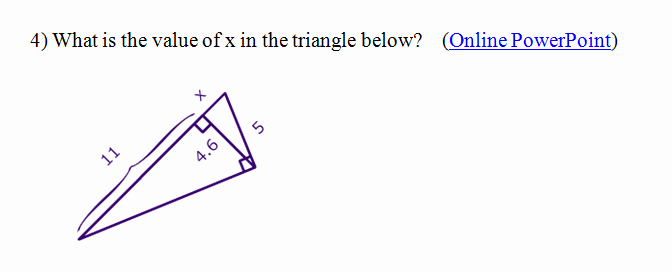 Similar Right Triangles Worksheet Lovely Right Similar Triangles Worksheet and Answer Key