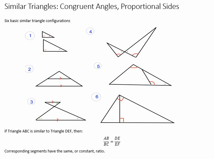 Similar Right Triangles Worksheet Unique Triangle Similarity Worksheet