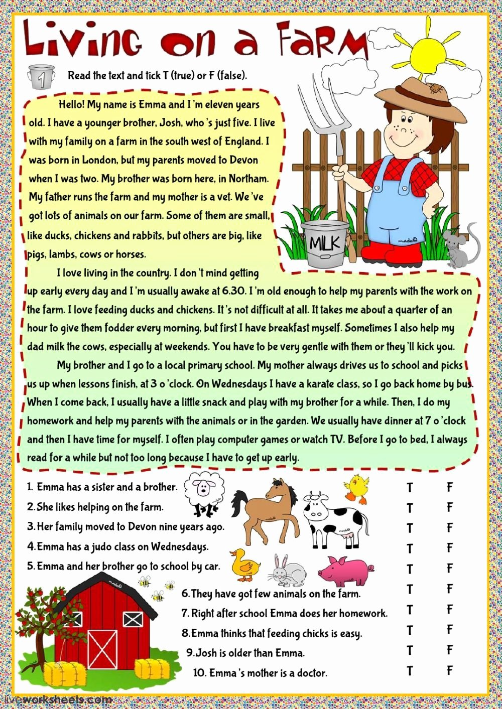 Simple Interest Worksheet Pdf Lovely Present Simple Interactive and Able Worksheet You
