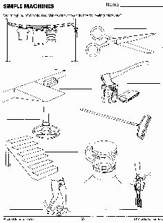 Simple Machines Worksheet Answers Beautiful 3rd Grade Sci Simple Machines On Pinterest