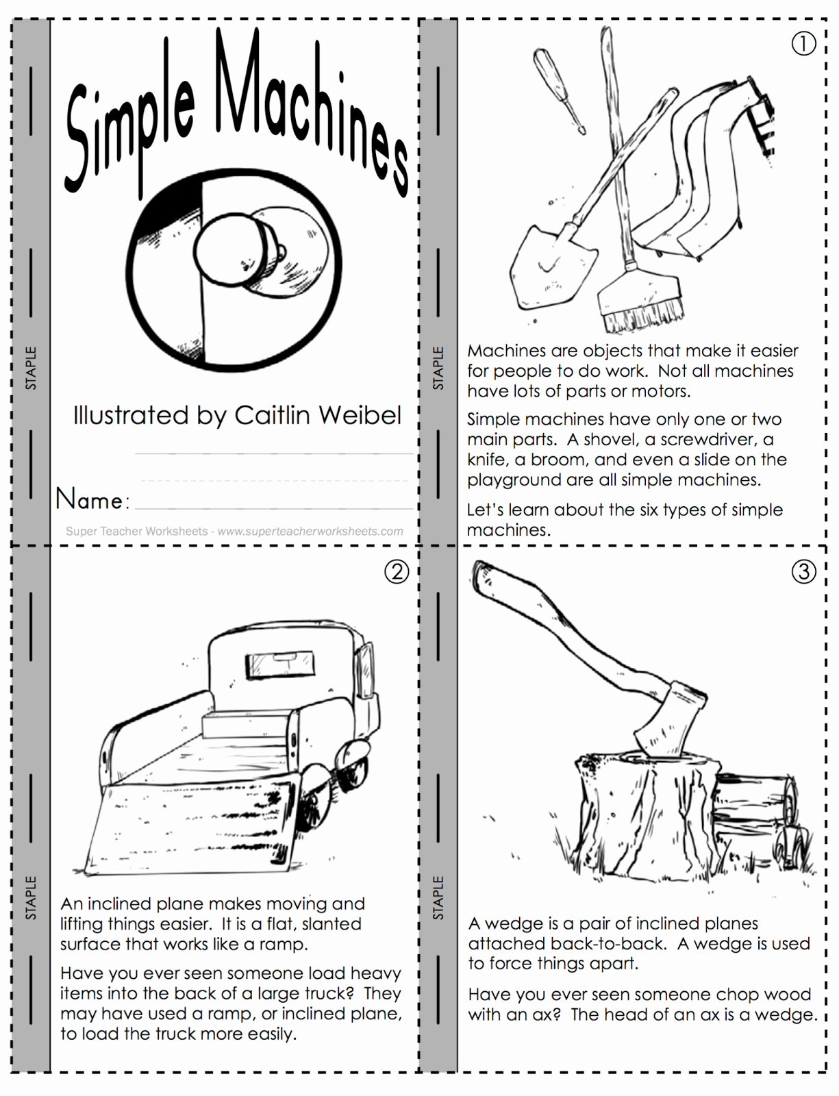 Simple Machines Worksheet Answers Elegant Worksheet Simple Machines Worksheets Grass Fedjp