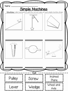 Simple Machines Worksheet Answers Unique Label and Identify the Levers Answers