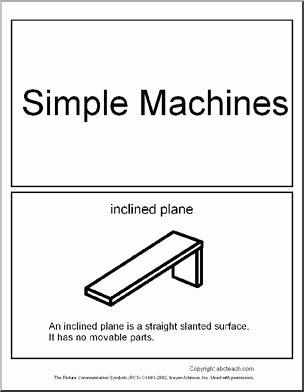 Simple Machines Worksheet Middle School Elegant Simple Machines Elementary Booklet I Abcteach