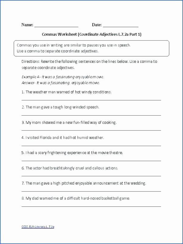 Simple Machines Worksheet Middle School Fresh Grammar Worksheets High School Students