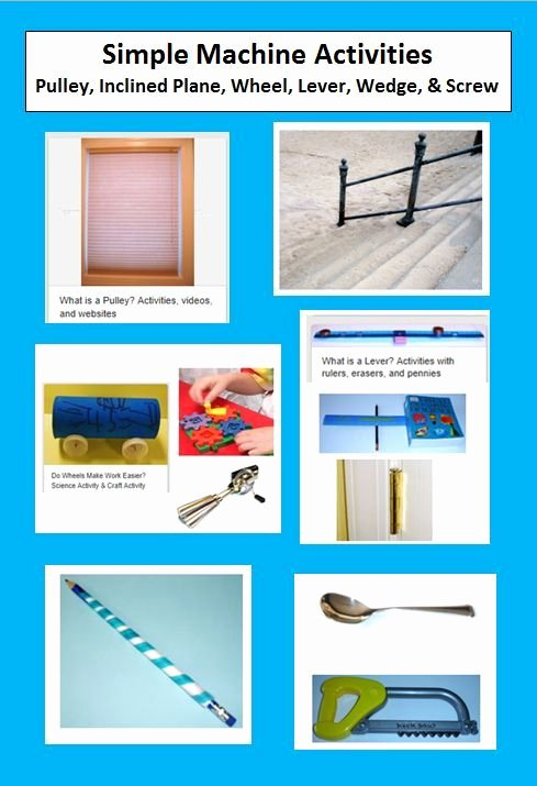 Simple Machines Worksheet Middle School New 17 Best Images About Simple Machines Activities On