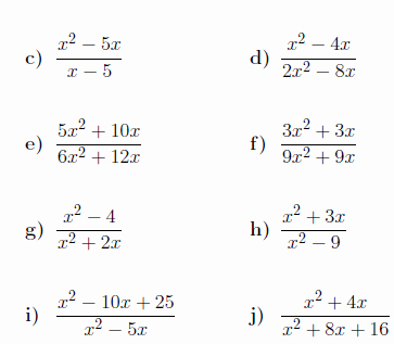 Simplifying Algebraic Fractions Worksheet New Reducing Monomial Fractions Worksheet Breadandhearth