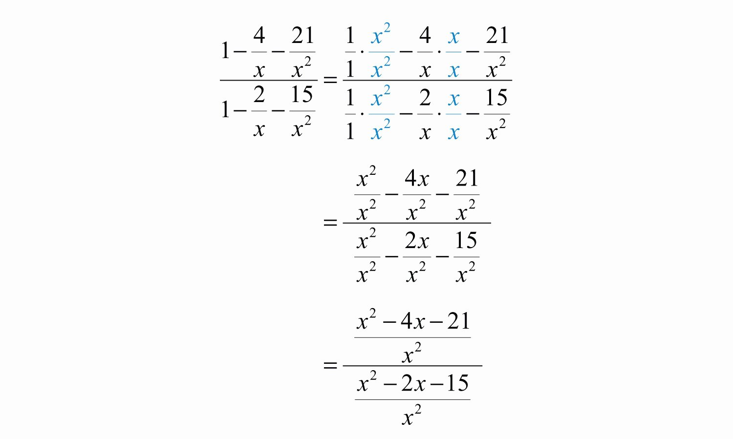 Simplifying Complex Fractions Worksheet Awesome Elementary Algebra V1 0