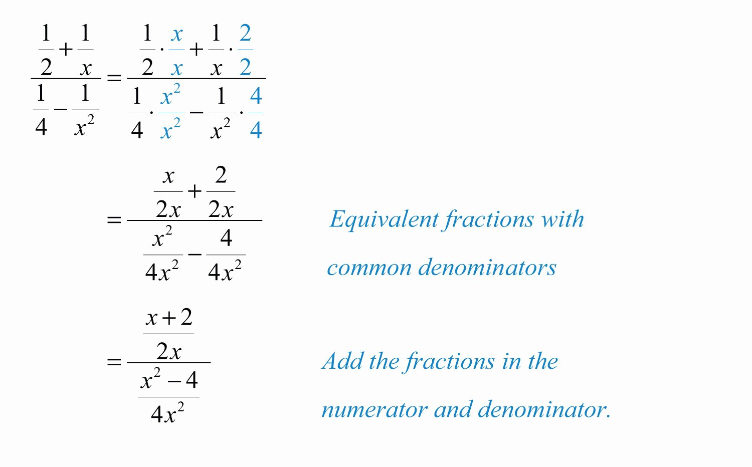 Simplifying Complex Fractions Worksheet Beautiful Elementary Algebra V1 0