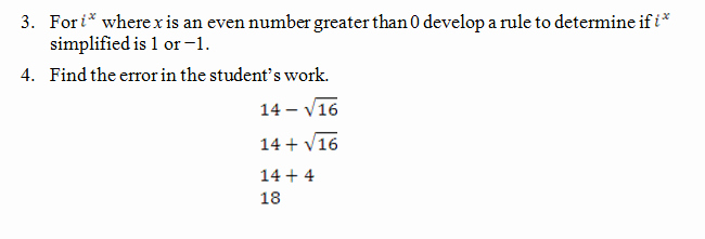 Simplifying Complex Numbers Worksheet Beautiful Imaginary Numbers Worksheet Pdf and Answer Key 29