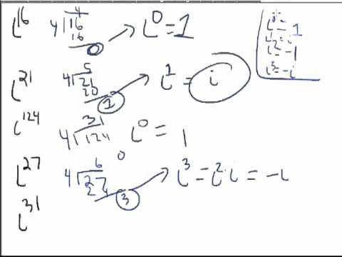 Simplifying Complex Numbers Worksheet Lovely Imaginary Numbers Worksheet