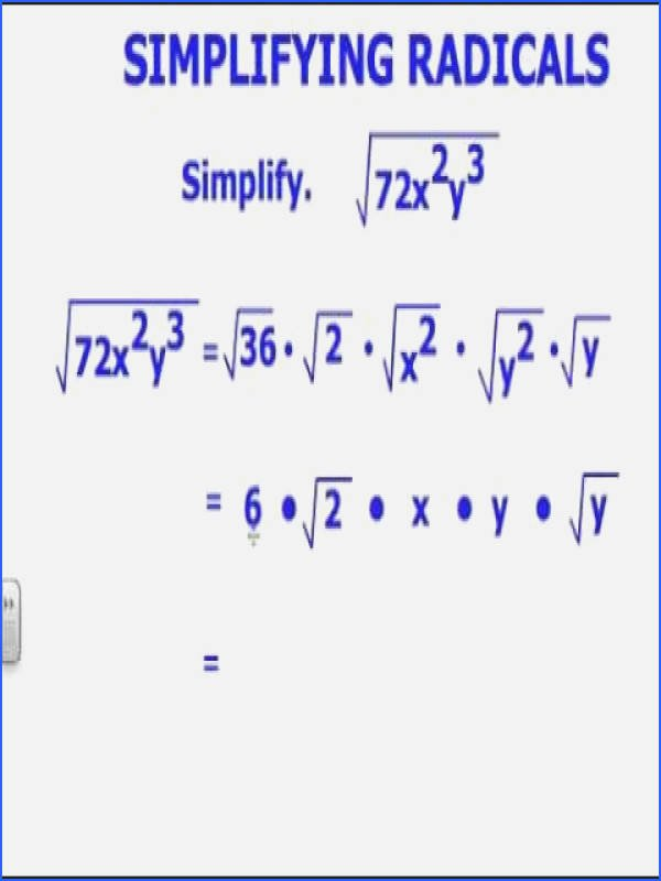 Simplifying Radicals with Variables Worksheet Best Of Simplifying Radical Expressions Worksheet