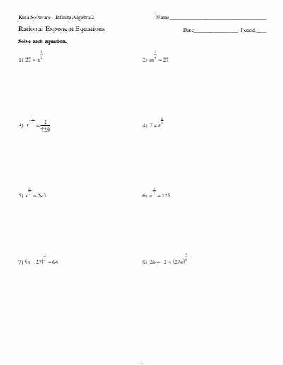 Simplifying Radicals Worksheet with Answers Unique Simplifying Radical Expressions Worksheet