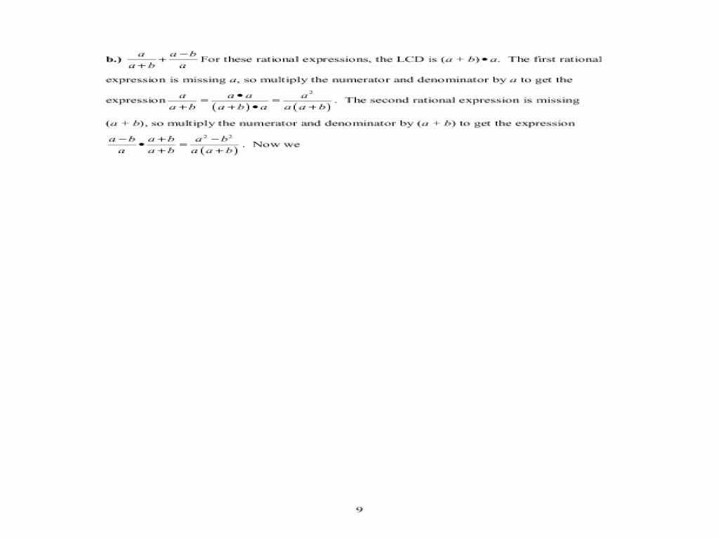 Simplifying Rational Expressions Worksheet Elegant Chapter 6 Simplifying Rational Expressions Worksheet for