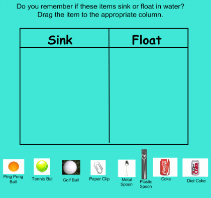 Sink or Float Worksheet Awesome Fun and Engaging Science Activities Joy In the Journey