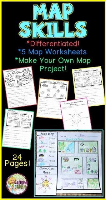 Skills Worksheet Concept Mapping Beautiful Best 25 Teaching Map Skills Ideas On Pinterest