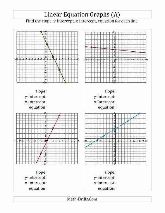 Slope From A Graph Worksheet Fresh Finding Slope Worksheet