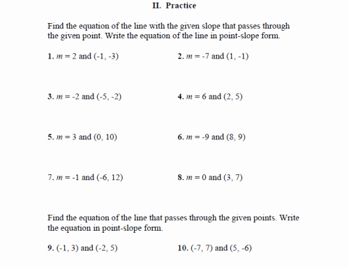 Slope Word Problems Worksheet Fresh Understand the Connections Between Proportional