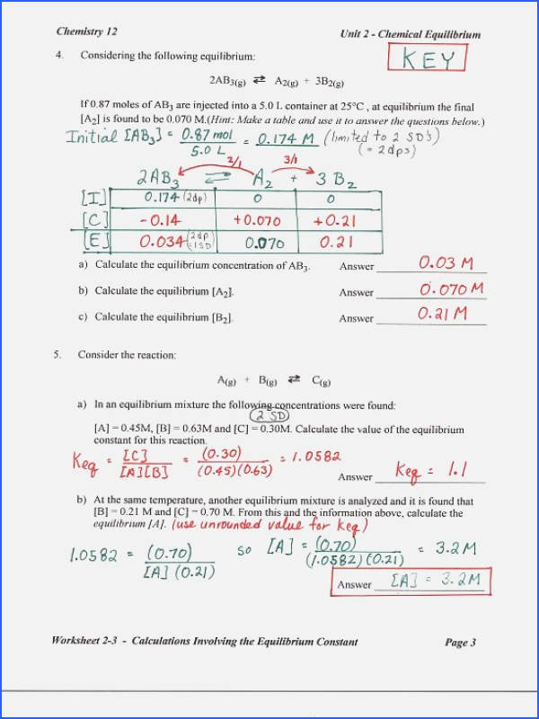 Solubility Graph Worksheet Answers Beautiful solubility Curve Worksheet Answer Key
