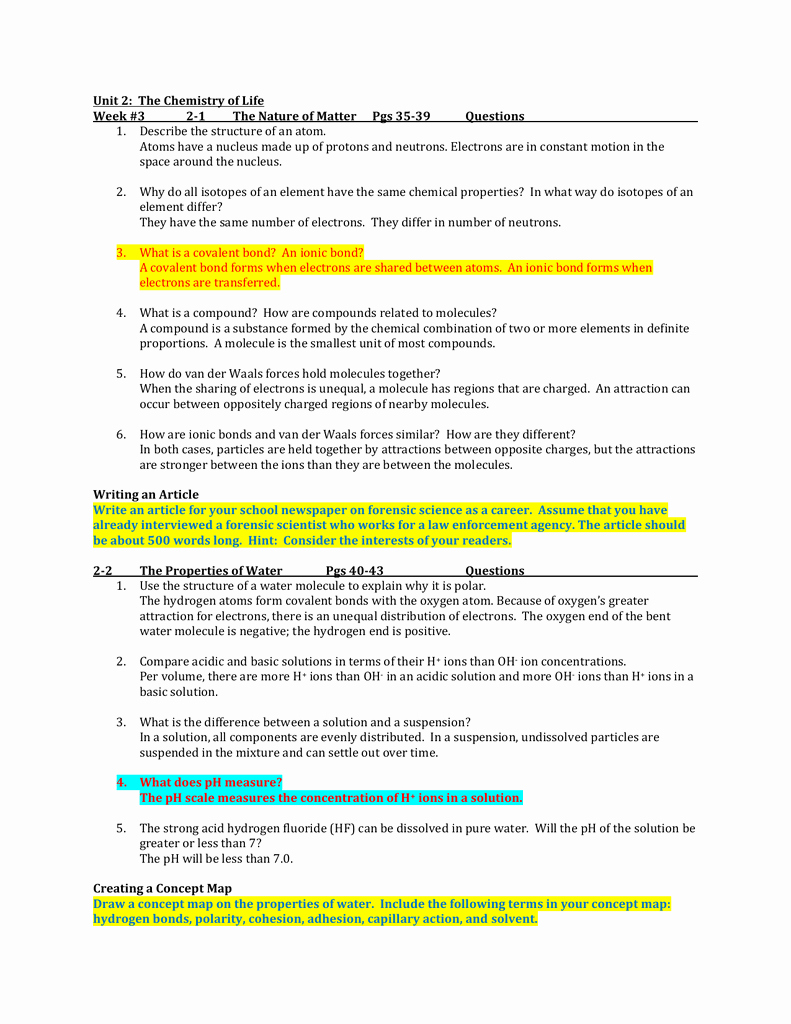 Solutions Colloids and Suspensions Worksheet Elegant solutions Colloids and Suspensions Worksheet