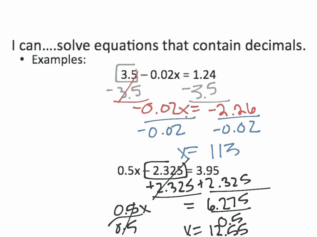 Solve 2 Step Equations Worksheet Fresh Cool E Step Equations with Fractions Math solving Multi