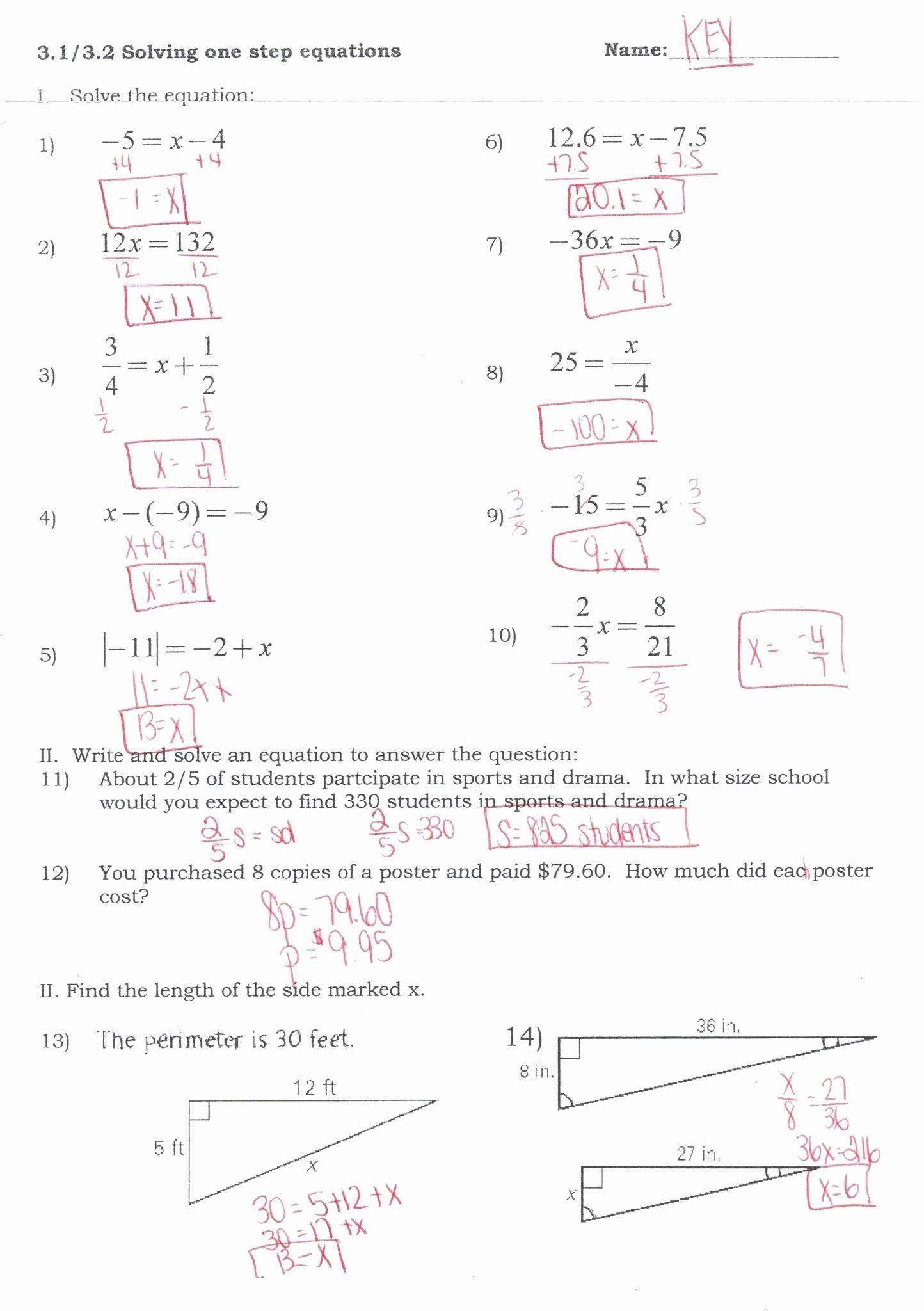 Solve by Elimination Worksheet Elegant solving Systems Equations by Substitution Worksheet