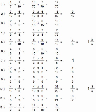 Solve Equations with Fractions Worksheet New Q1 Answers Mister Fernandez Pickerington Math Teacher
