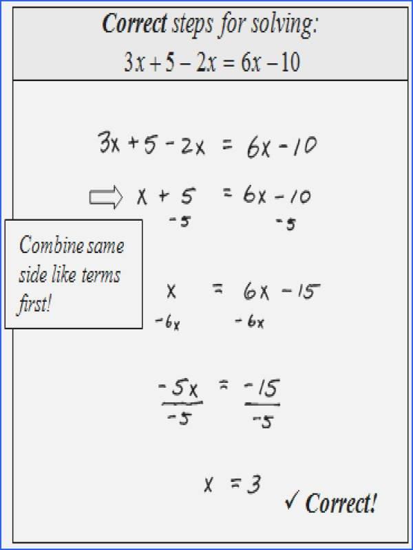 Solve Literal Equations Worksheet Unique solving Literal Equations Worksheet