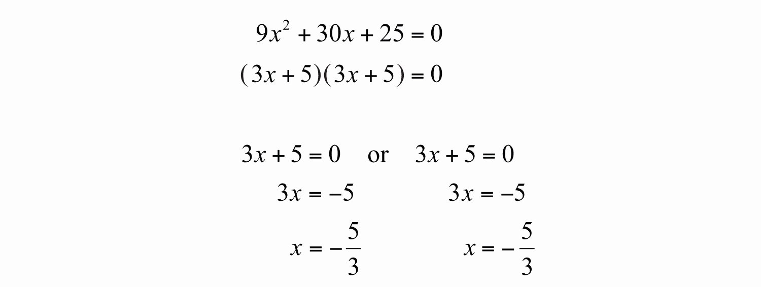 Solve Quadratics by Factoring Worksheet Beautiful Guidelines for solving Quadratic Equations and Applications