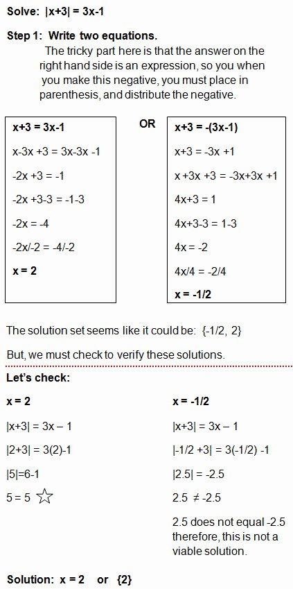 Solving Absolute Value Inequalities Worksheet Awesome Absolute Value Inequalities Worksheet
