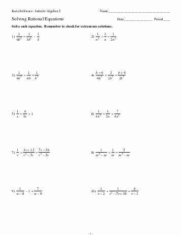 Solving Equations by Factoring Worksheet Luxury solving Quadratic Equations by Factoring Worksheet Answers