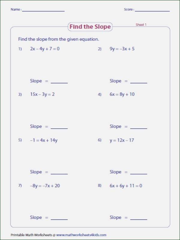 Solving for Y Worksheet Fresh solving for Y Worksheet