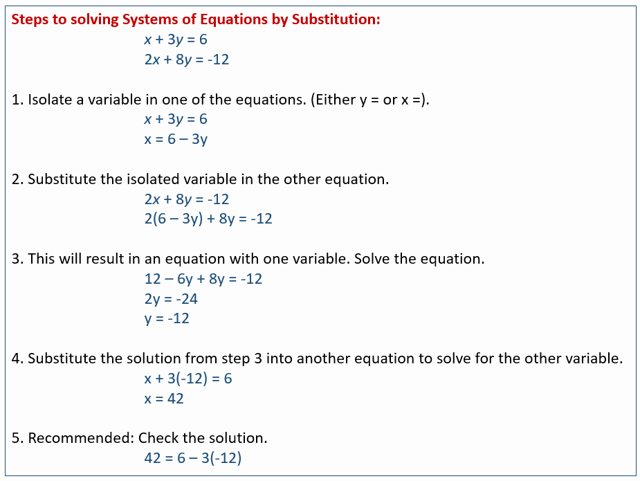 Solving for Y Worksheet New solving Systems Of Equations with Fractions or Decimals