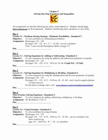 Solving Inequalities Worksheet Pdf Fresh E Step Equations Worksheet Pdf Worksheets to the and