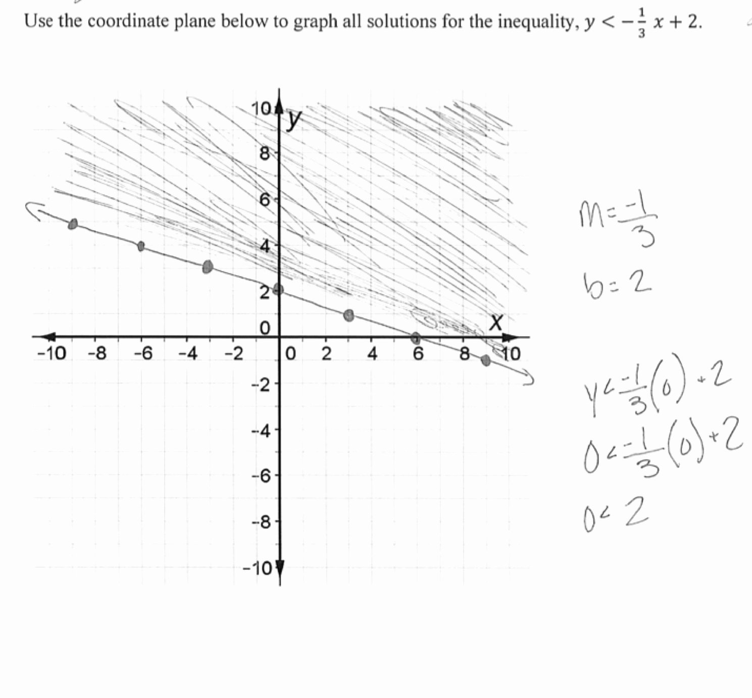Solving Linear Inequalities Worksheet Inspirational System Linear Inequalities Worksheet