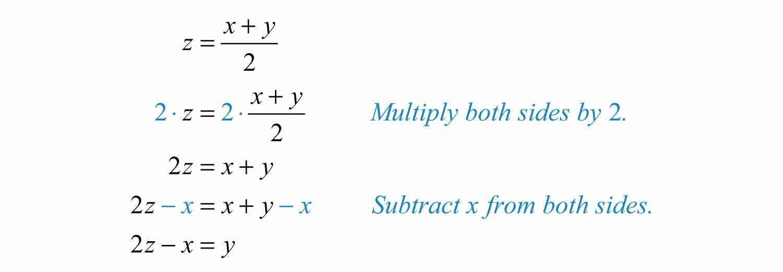 Solving Literal Equations Worksheet Luxury solving Literal Equations Worksheet
