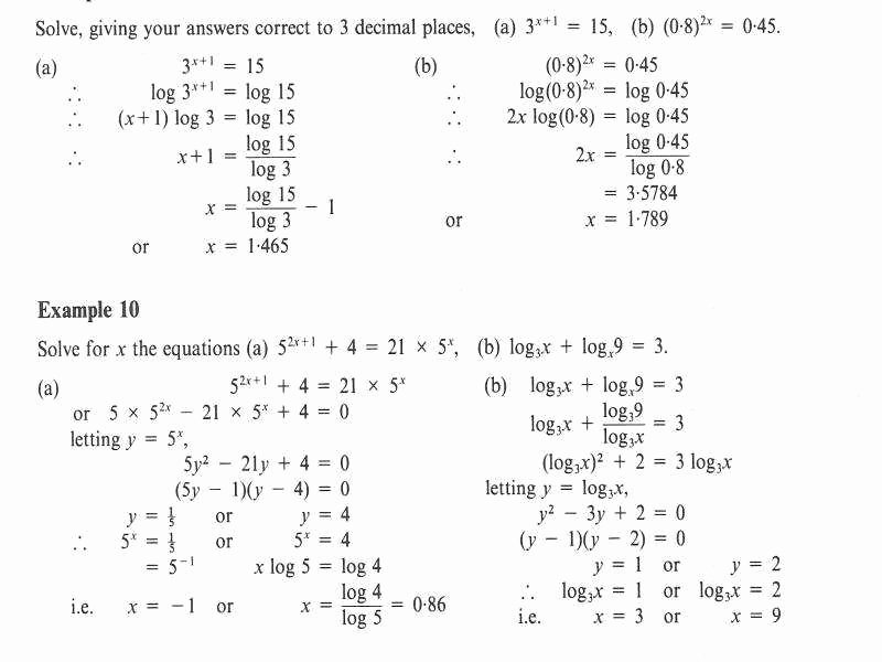 Solving Logarithmic Equations Worksheet New solving Logarithmic Equations Worksheet