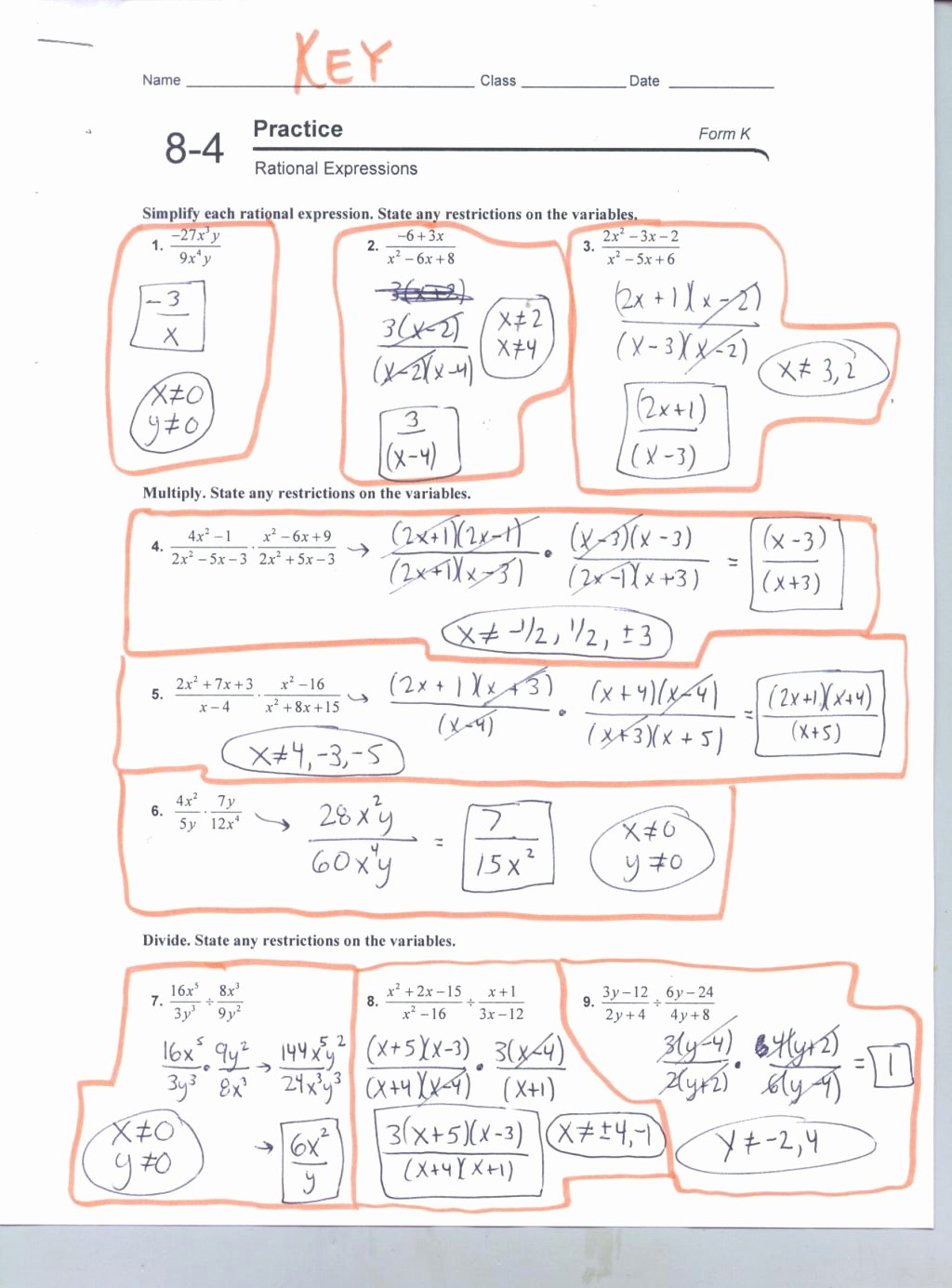 Solving Polynomial Equations Worksheet Answers Awesome Lesson 6 4 solving Polynomial Equations Worksheet Answers