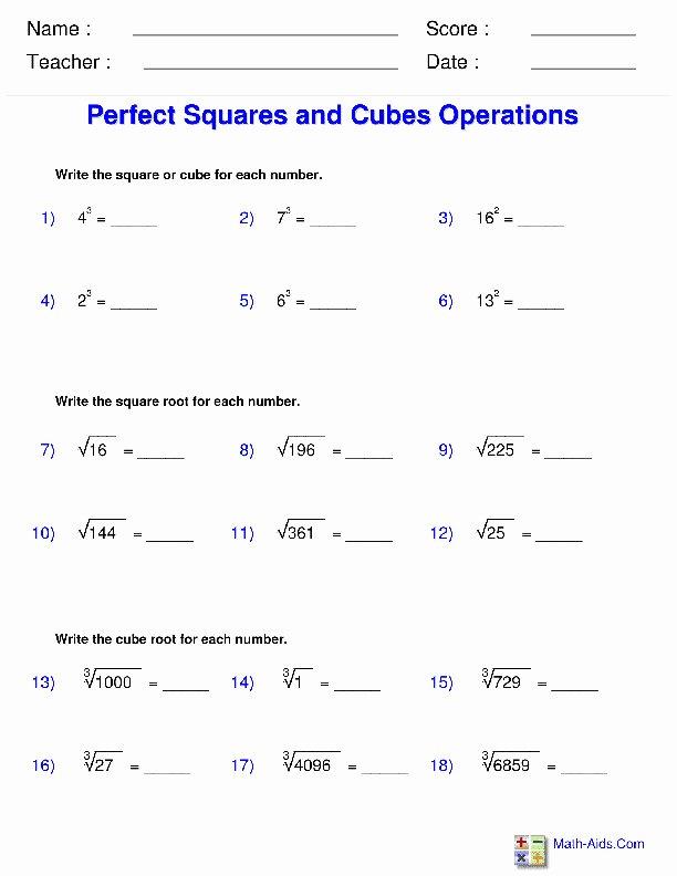 Solving Radical Equations Worksheet Beautiful solving Radical Equations Worksheet
