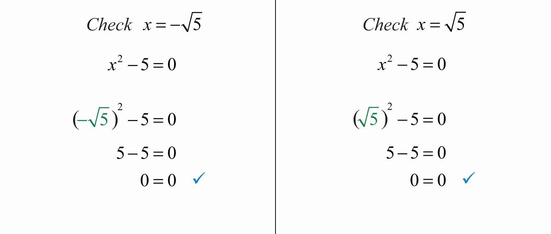 Solving Square Root Equations Worksheet Fresh Elementary Algebra V1 0