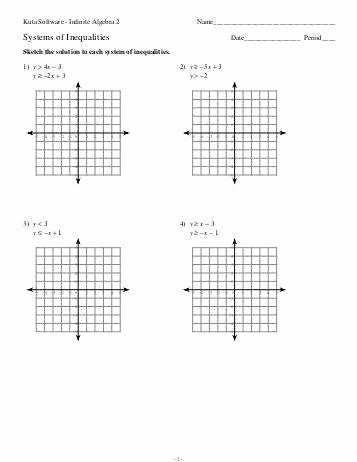 Solving Systems Of Inequalities Worksheet Fresh solving Systems Inequalities Worksheet