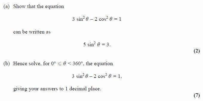 Solving Trig Equations Worksheet Elegant solving Trigonometric Equations Worksheet