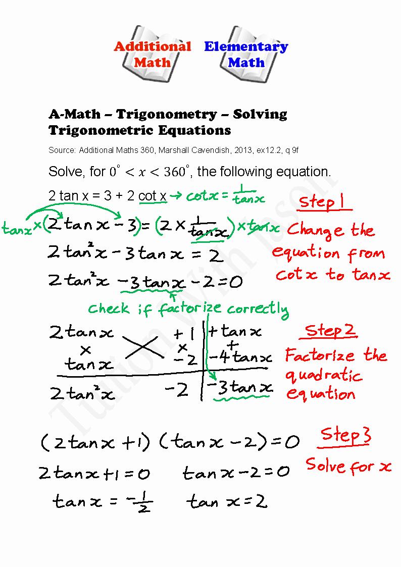 Solving Trigonometric Equations Worksheet Answers Awesome solve Trig Equations Worksheet Pdf solving Trigonometric