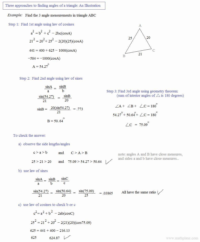 Solving Trigonometric Equations Worksheet Answers Best Of Precalculus 441 solving Trigonometric Equations Worksheets