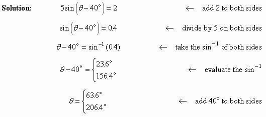 Solving Trigonometric Equations Worksheet Answers Luxury solving Trigonometric Equations Worksheet